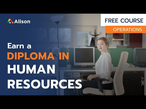Diploma in Human Resources- Alison Free Online Course Preview ...