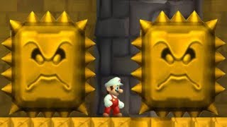 Newer Super Mario Bros Wii   All Castles