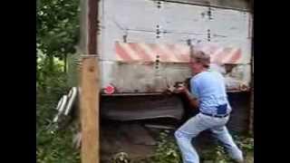 1974 Pantera DeTomaso  Barn / Trailer Find