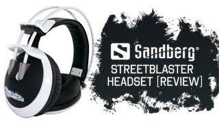 Sandberg StreetBlaster Headset 125-70 [Review]