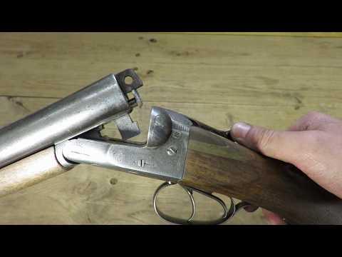 Устраняем качку стволов своими руками на примере ружья ЗАУЭР 8