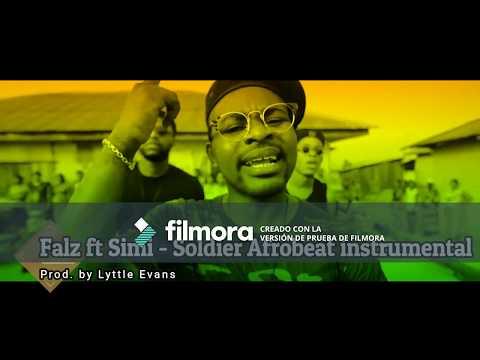 (FREE) AFROBEAT Falz ft Simi - Soldier (FREE) Afrobeat instrumental - Prod. by Lyttle Evans