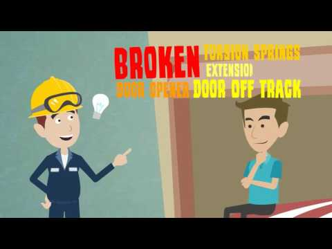 Same Day Service | Garage Door Repair Gilbert, AZ