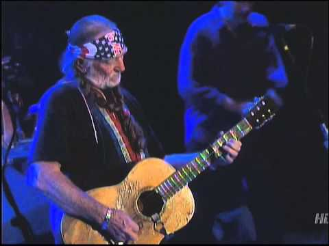 Willie Nelson ~ Blue Skies Live