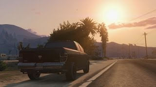 GTA V - Chasing The Sunset
