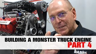 Building a Monster Truck Engine Pt 4 – Behind the Scenes