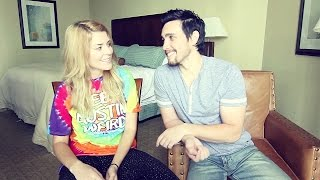 Grester || Grace Helbig & Chester See || Lullaby