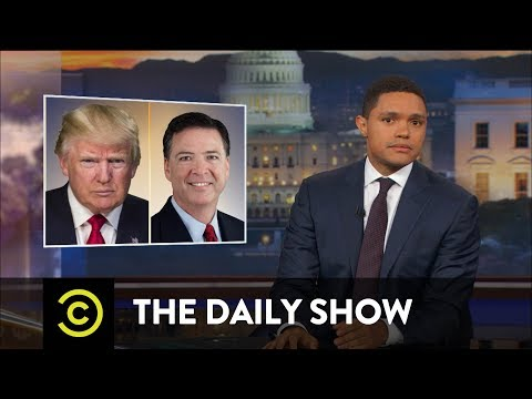 Comey Takes the Stand (But Leaves the Juicy Details Behind): The Daily Show