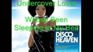FUNKY-DISCO HOUSE MUSIC: Undercover Lover- Whose been sleeping in my bed (samples Barry Manilow)