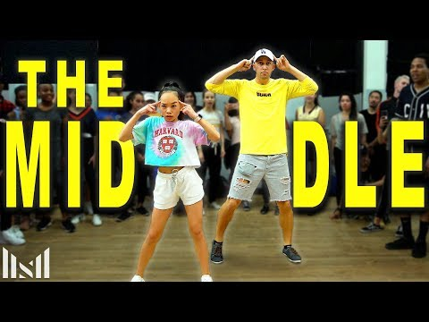 """THE MIDDLE"" - ZEDD Dance 