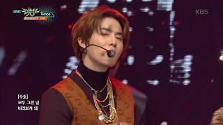 뮤직뱅크 Music Bank - TEMPO - EXO(엑소).20181109