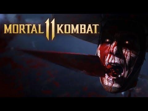 Игра Mortal Kombat 11. Специальное издание для PlayStation 4