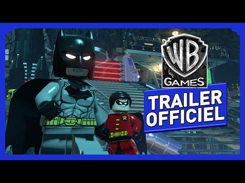 Vidéo LEGO Jeux vidéo PS3BAT3ADG : Lego Batman 3: Au delà de Gotham PS3