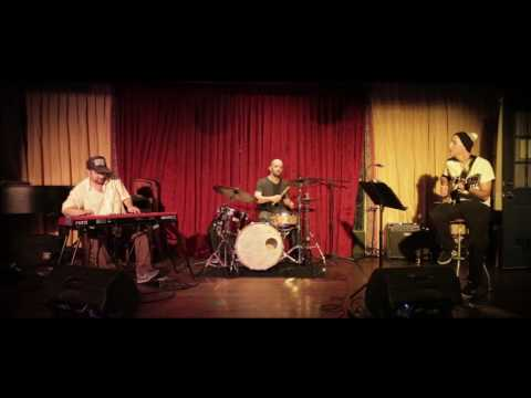 The Non-GMO Organ Trio plays Back Track by Lonnie Smith at Mag's On Elysian Fields Will Thompson - Organ Adam Bock - Guitar