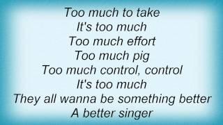 Bauhaus - Too Much 21st Century Lyrics_1