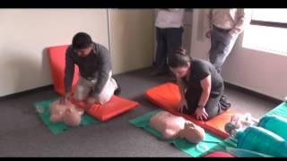 Curso de Instructor RCP acreditado po el American Heart Association – AHA
