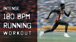 Treadmill Video For Workout   180 BPM Running Music [RUNSEEK] #02