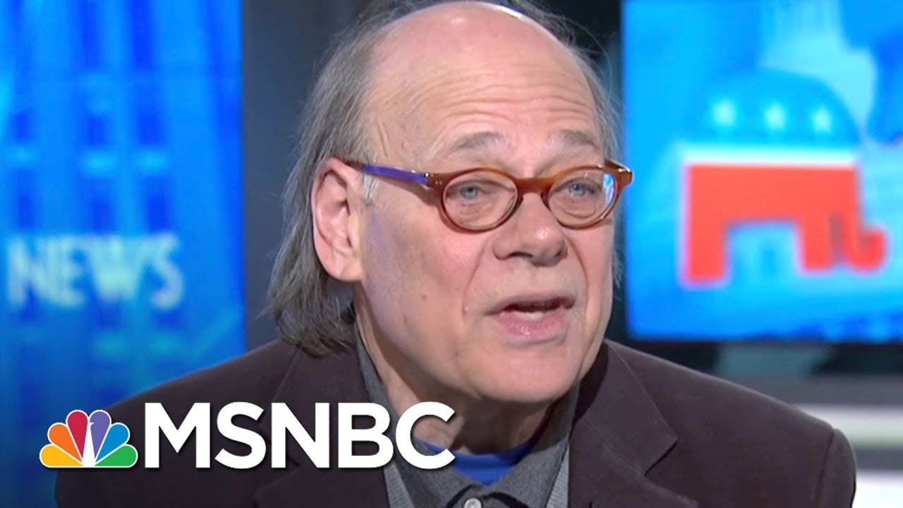 "Congressman Steve Cohen: ""Oxymoron"" To Say 'Intel Chairman' And 'Nunes' 