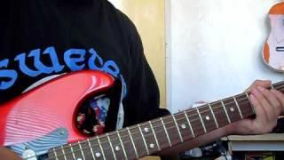 Vellit- Somebody Stole My Guitar