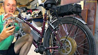 ✅Зачем нужен Электро-Велосипед в Чернобыле ☢ Странные опыты в Припяти 💀 Сталк ЧЗО