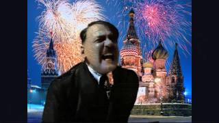 Hitler in Moscow