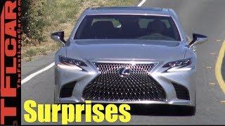 Lexus LS (XF50) 2017 - dabar