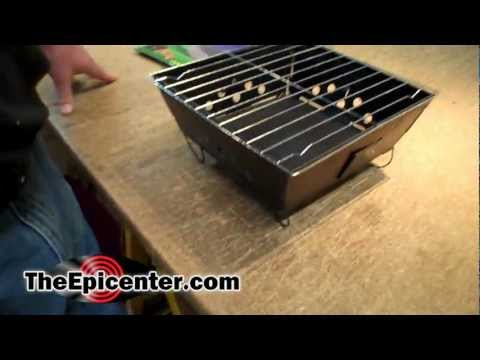 Review: Portable Folding BBQ – Product Fail
