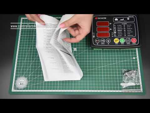 Видеообзор контроллера DKG-307