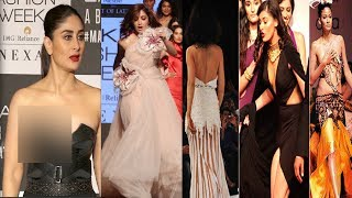 WORST Oops Moments from LFW 2019 | Lakme Fashion Week 2019 |