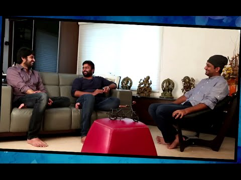 Srinivas Avasarala interviews Naga Shourya and Nara Rohit