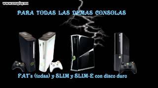 INSTALAR RGH XBOX360 SLIM E PARTE 1 de 3 - Самые лучшие видео