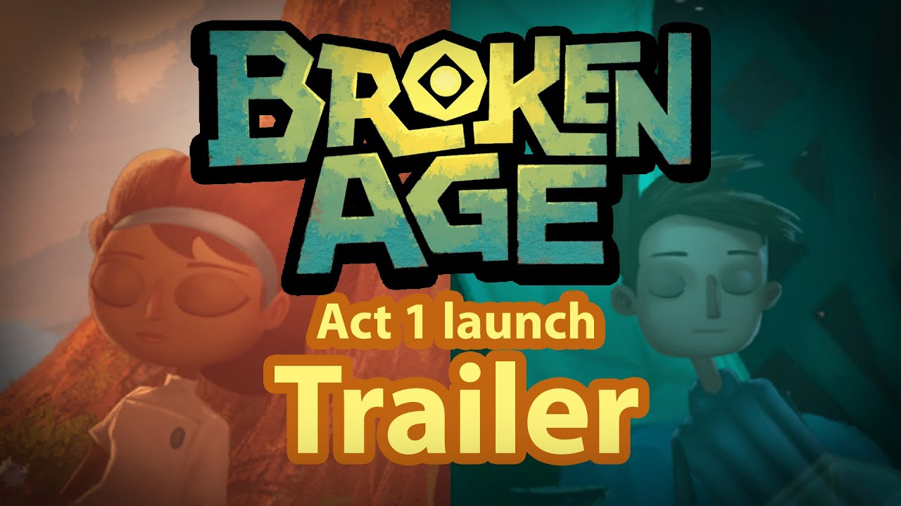 Broken Age von Double Fine kommt am 29. April auf PlayStation!