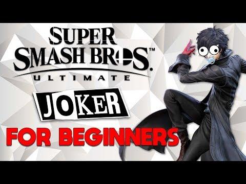 JOKER FOR BEGINNERS