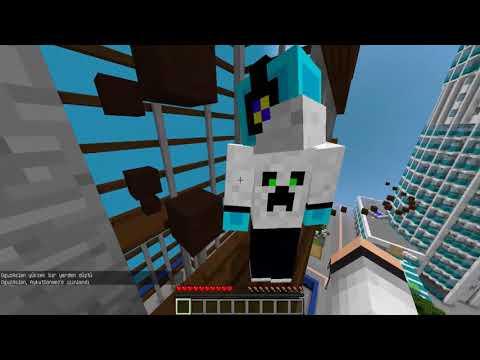 Minecraft - ŞEHİR PARKURU