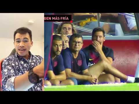 🔥Ronalchork Said To Messi vs Griezmann