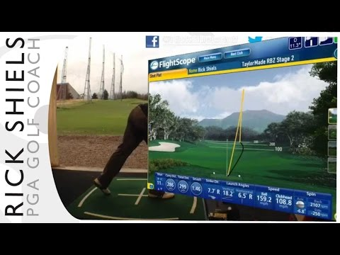 Longest Drive Comp TaylorMade R1 Vs RBZ Stage 2