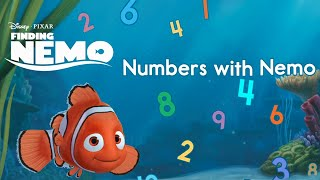 Disney Finding Nemo: Numbers With Nemo - Learn How To Count: 1 To 10 - Educational App For Kids