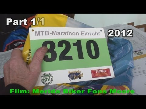 2012 MTB Marathon Einruhr - Film Merida Biker Fons Moors