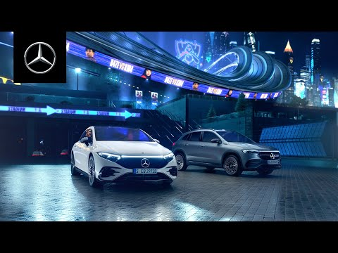 Musique publicité  Mercedes Benz League of Legends Worlds 2021 – Dépassez le jeu.  Libérez l'avenir.     Juillet 2021