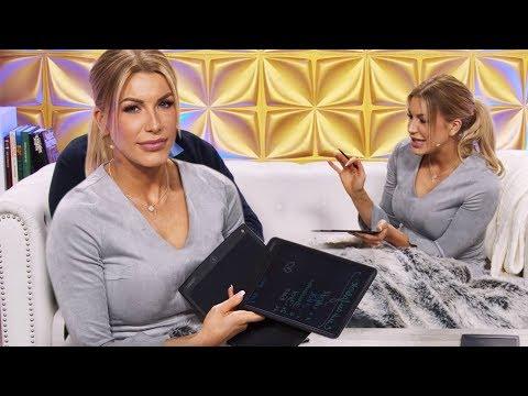 Papier sparen mit einer LCD-Schreibtafel! Mit Vivien Konca bei PEARL TV (Februar 2019) 4K UHD