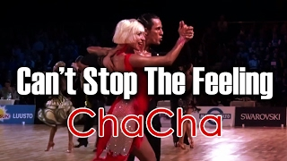 CHACHA | Dj Ice - Can't Stop The Feeling (Justin Timberlake Cover)