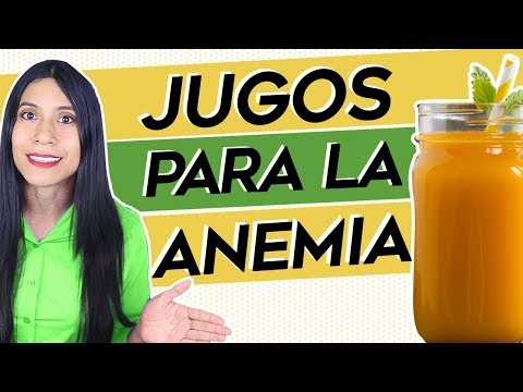 Te Presentamos 2 Remedios Naturales Contra La Anemia