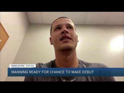 Matt Manning ready for chance to make MLB debut
