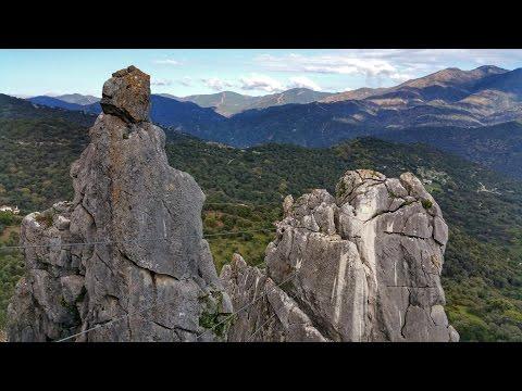 Via ferrata del Castillo del Águila
