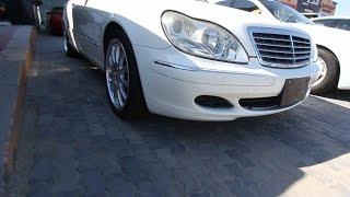 Mercedes S600 V12 2003 مرسيدس اس600
