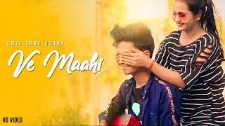 Ve Maahi ( Kesari ) | Cover Song | Arijit Singh | Asees Kaur | Cute Love Story