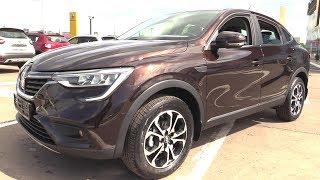 Renault Arkana 2019 - dabar