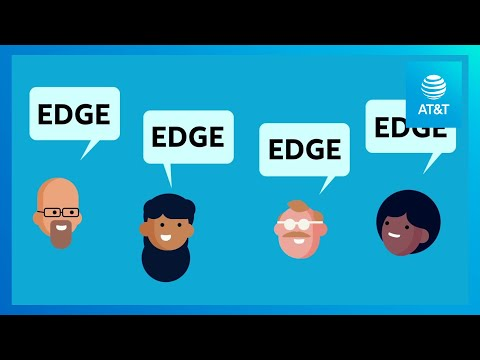 What is Edge Computing? | AT&T-youtubevideotext