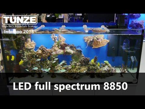 Interzoo 2018 | TUNZE® LED 8850