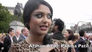 Deathly Hallows Part 2: Afshan Azad